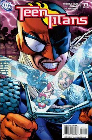 Teen Titans (2003) 71-A