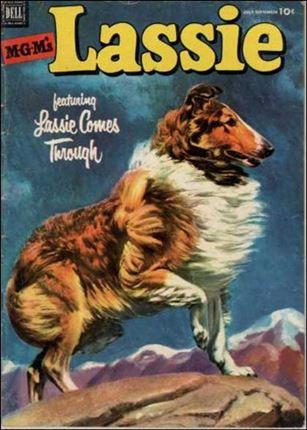 Lassie (1950) 8-A