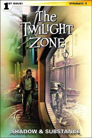 Twlight Zone:  Shadow & Substance 1-D
