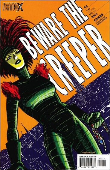 Beware the Creeper (2003) 2-A by Vertigo