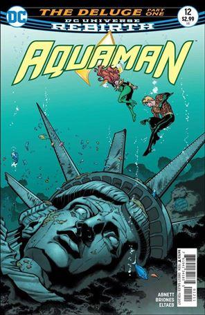 Aquaman (2016) 12-A