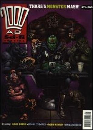 2000 A.D. Sci-Fi Special 14-A