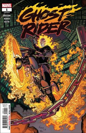 Ghost Rider (2019) 1-A