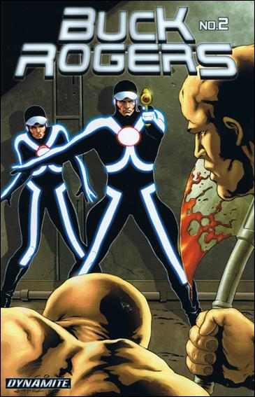 Buck Rogers (2009) 2-B by Dynamite Entertainment