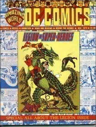Amazing World of DC Comics 9-A by DC