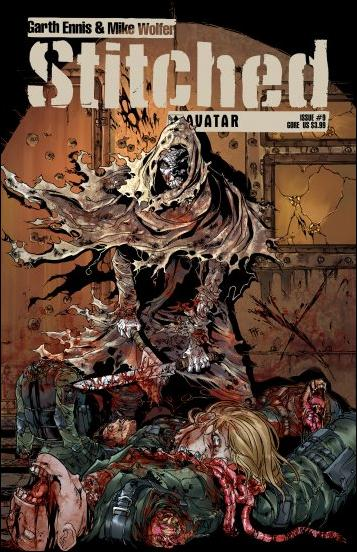 Stitched 9-C by Avatar Press