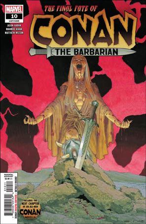 Conan the Barbarian (2019) 10-A