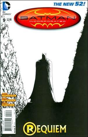 Batman Incorporated 9-E by DC