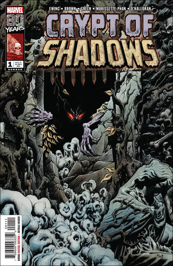 Crypt of Shadows (2019) 1-A by Marvel
