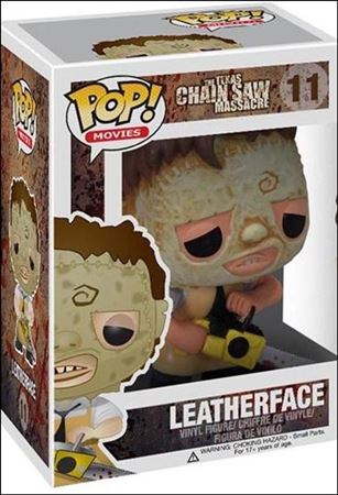 POP! Movies Leatherface