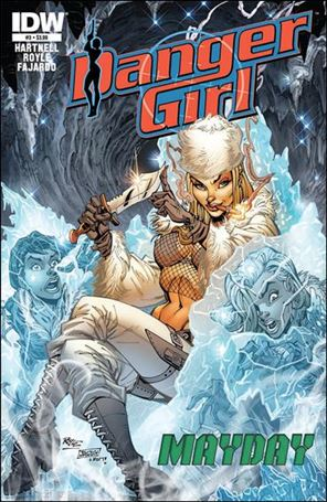 Danger Girl: Mayday 3-A