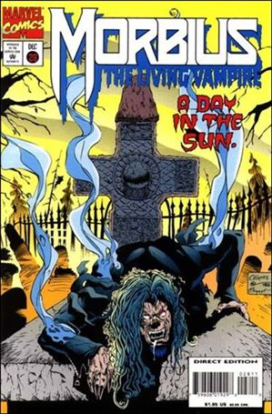 Morbius: The Living Vampire (1992) 28-A