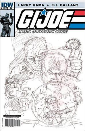 G.I. Joe: A Real American Hero 167-C