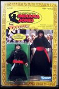 Adventures of Indiana Jones Cairo Swordsman (9-back/No Mail-Away Offer)
