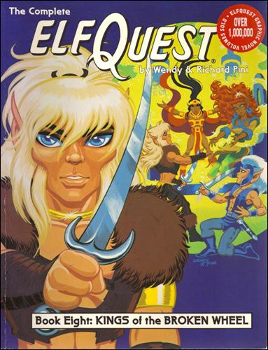 Complete Elfquest Graphic Novel 8-A by Father Tree Press