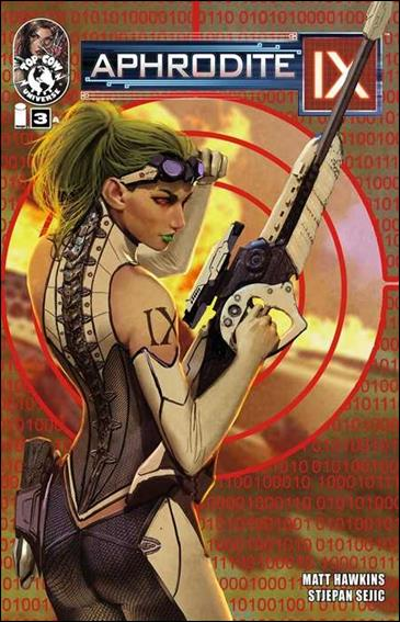 Aphrodite IX (2013) 3-A by Top Cow