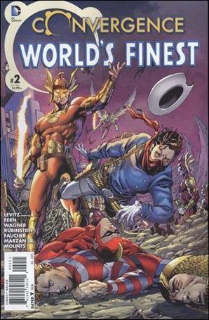 Convergence Worlds' Finest 2-A