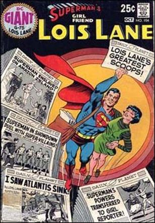 Superman's Girl Friend Lois Lane 104-A