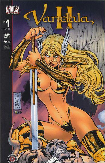 Vandala II 1-A by Chaos! Comics