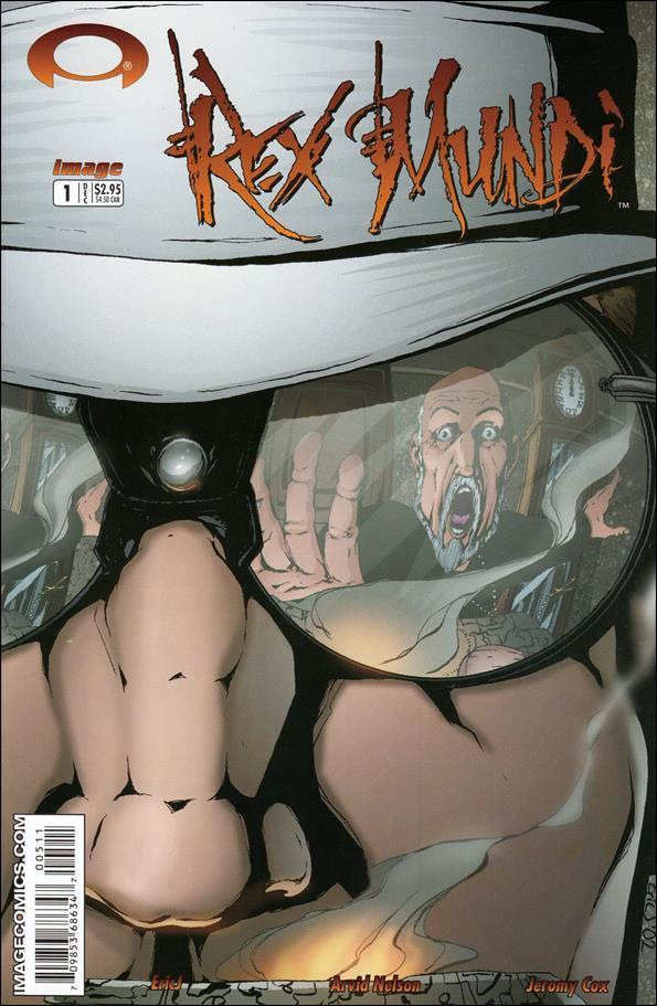 Rex Mundi (2002) 1-A by Image