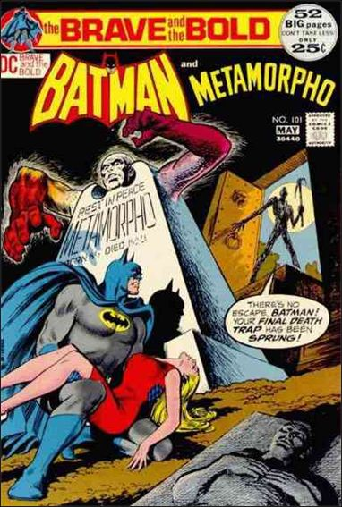 Brave and the Bold (1955) 101-A by DC