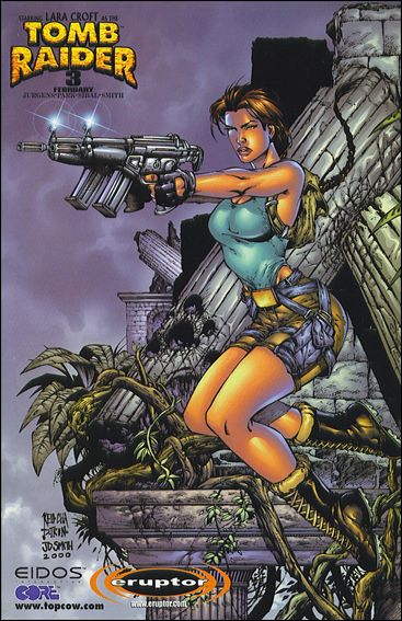 Tomb Raider: The Series 3-C by Top Cow