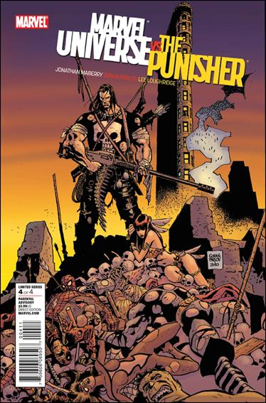 Marvel Universe vs The Punisher 4-A by Marvel