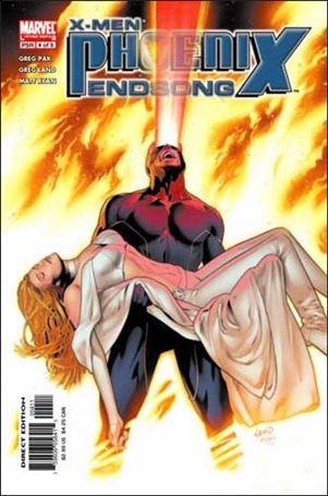X-Men: Phoenix - Endsong 4-A
