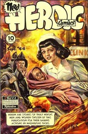 New Heroic Comics 44-A