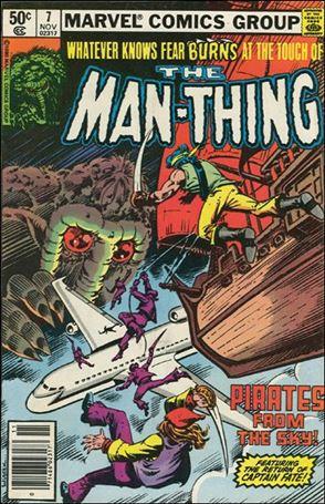 Man-Thing (1979) 7-A