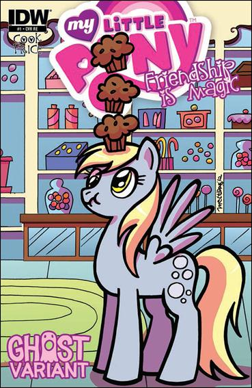 My Little Pony: Friendship is Magic 1-K by IDW