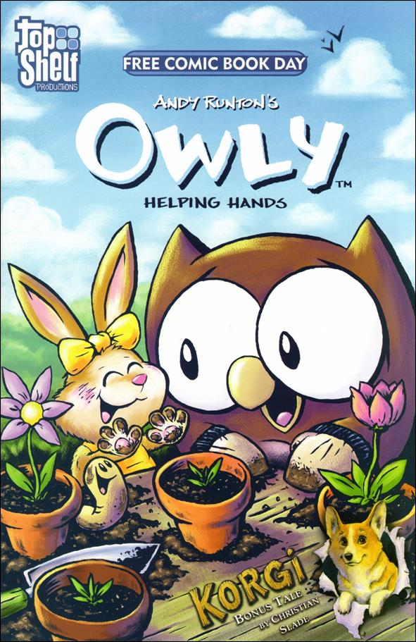 Owly: Helping Hands nn-A by Top Shelf