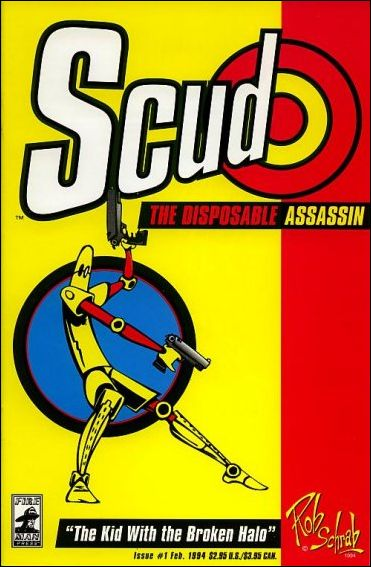Scud: The Disposable Assassin 1-A by Fireman