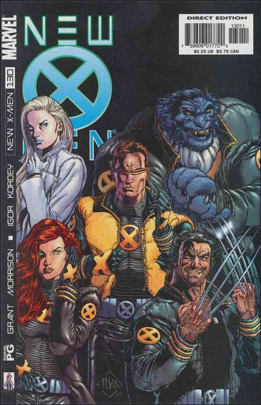 New X-Men (2001) 130-A by Marvel