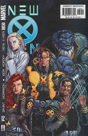 New X-Men (2001) 130-A