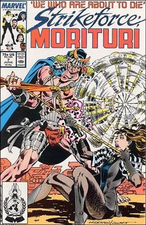 Strikeforce: Morituri 7-A