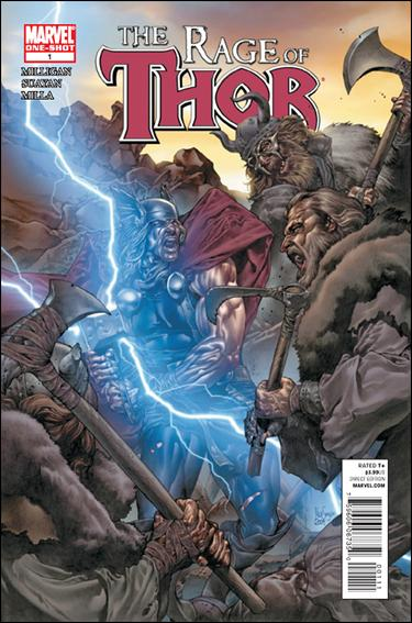 Thor: The Rage of Thor 1-A by Marvel