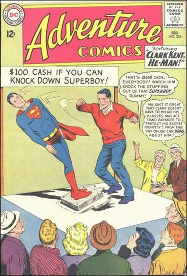 Adventure Comics (1938) 305-A by DC