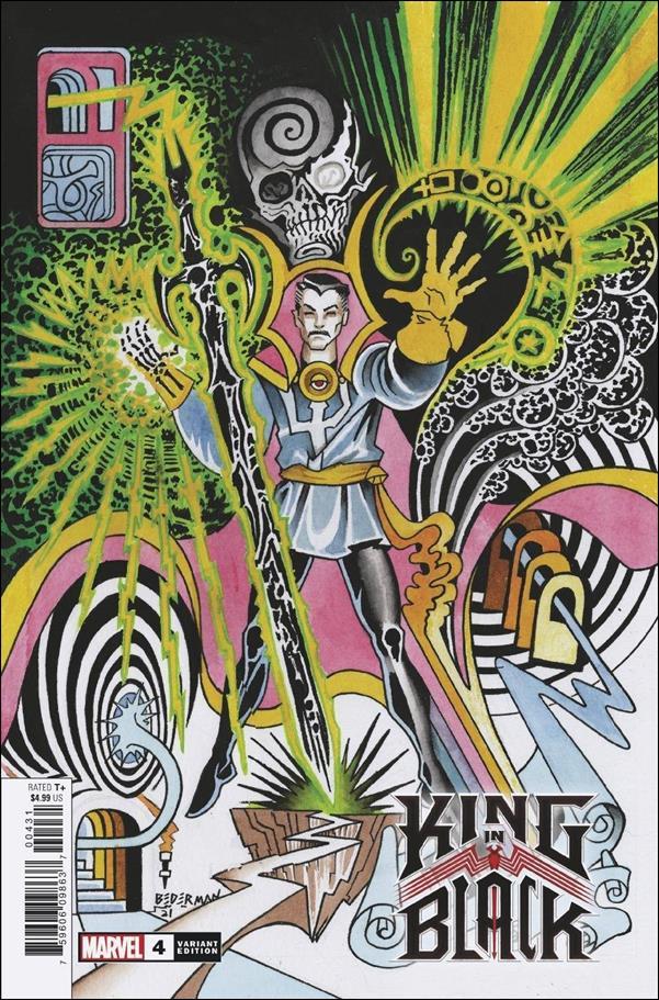 King in Black 4-C by Marvel