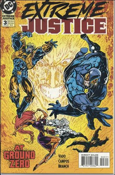 Extreme Justice 3-A by DC