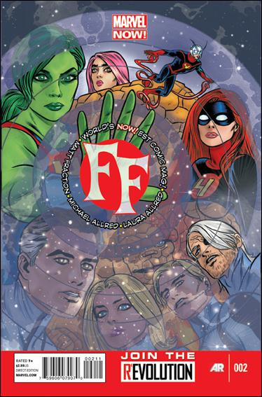 FF (2013) 2-A by Marvel