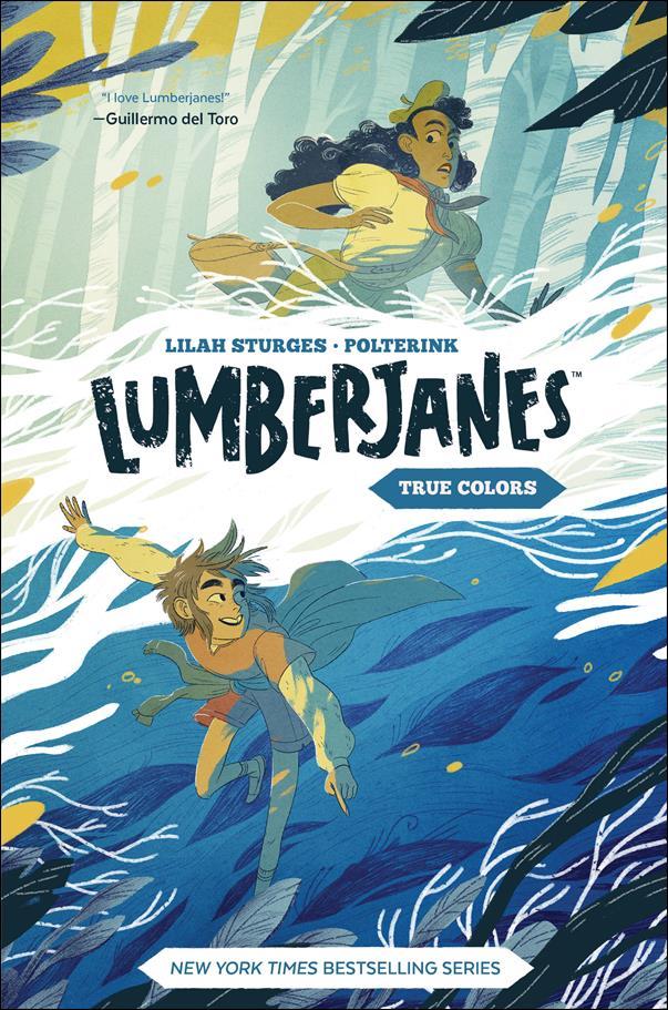 Lumberjanes: True Colors nn-A by Boom! Box