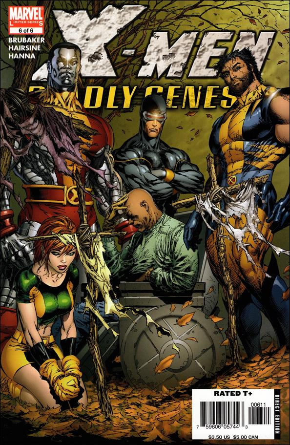 X-Men: Deadly Genesis 6-A by Marvel