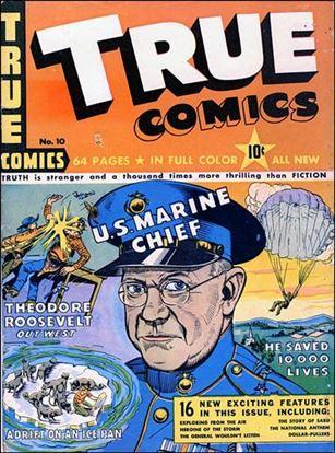 True Comics 10-A