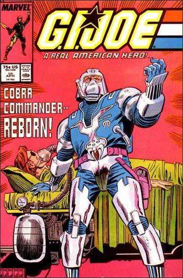 G.I. Joe: A Real American Hero 58-A by IDW