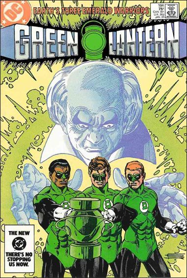 Green Lantern (1960) 184-A by DC