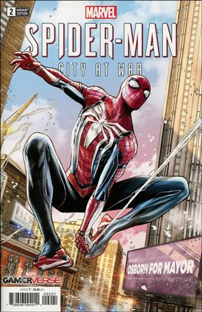 Spider-Man: City at War 2-B