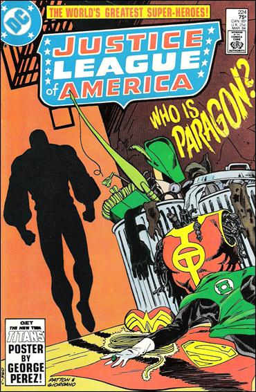 Justice League of America (1960) 224-A by DC