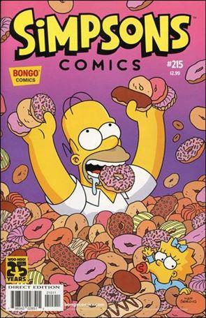 Simpsons Comics 215-A