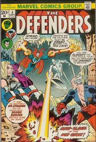 Defenders (1972) 8-A